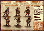 CHBGi04 - Noble Warrior in Copper armour