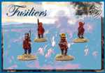 Anglo Dutch Fusiliers - VARIETY PACK - 9YWBG08
